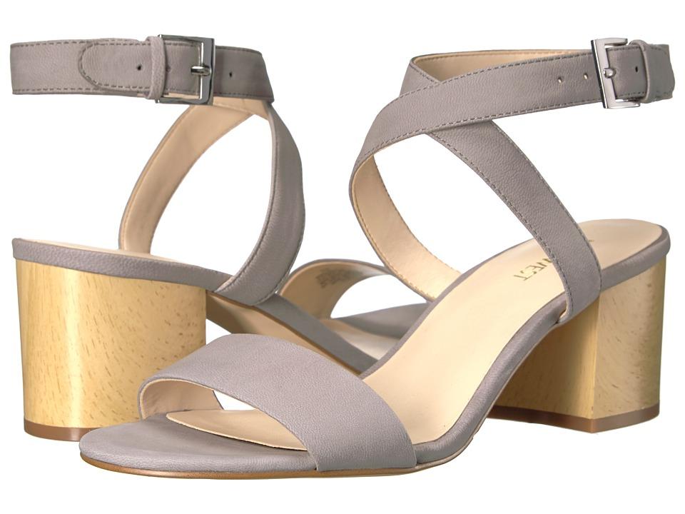 Nine West - Gondola (Grey Leather) Women's Shoes