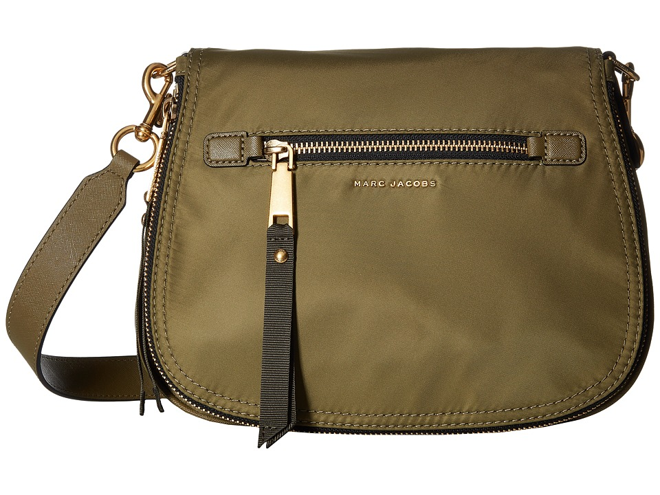 Marc Jacobs - Trooper Nomad (Army Green) Handbags
