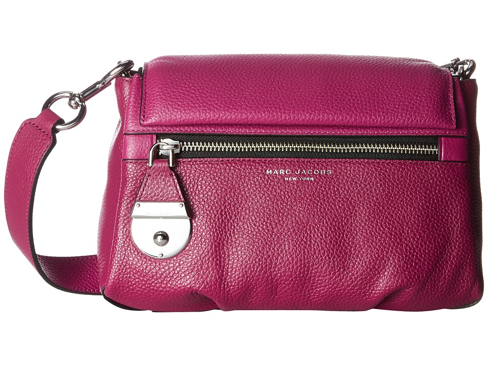 Marc Jacobs - The Standard Mini Shoulder (Berry Multi) Handbags
