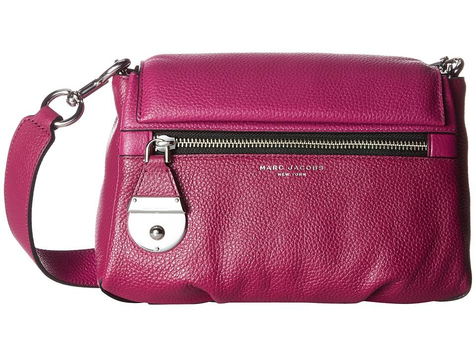 Marc Jacobs - The Standard Mini Shoulder (Midnight Blue Multi) Handbags