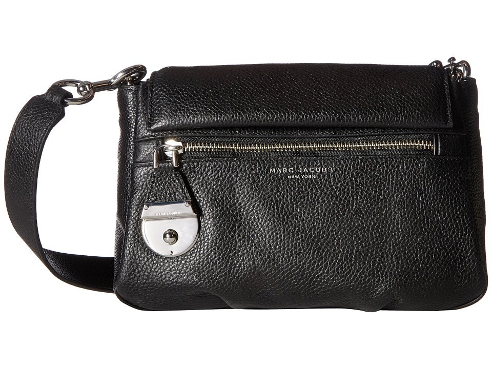 Marc Jacobs - The Standard Mini Shoulder (Black) Handbags