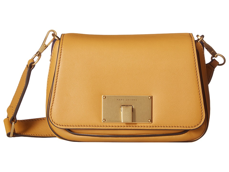 Marc Jacobs - Mini Navigator (Antique Gold) Handbags