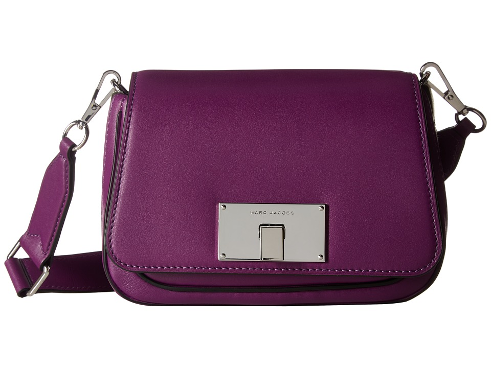 Marc Jacobs - Mini Navigator (Purple) Handbags