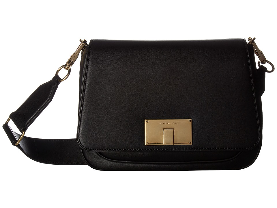 Marc Jacobs - Navigator (Black) Handbags