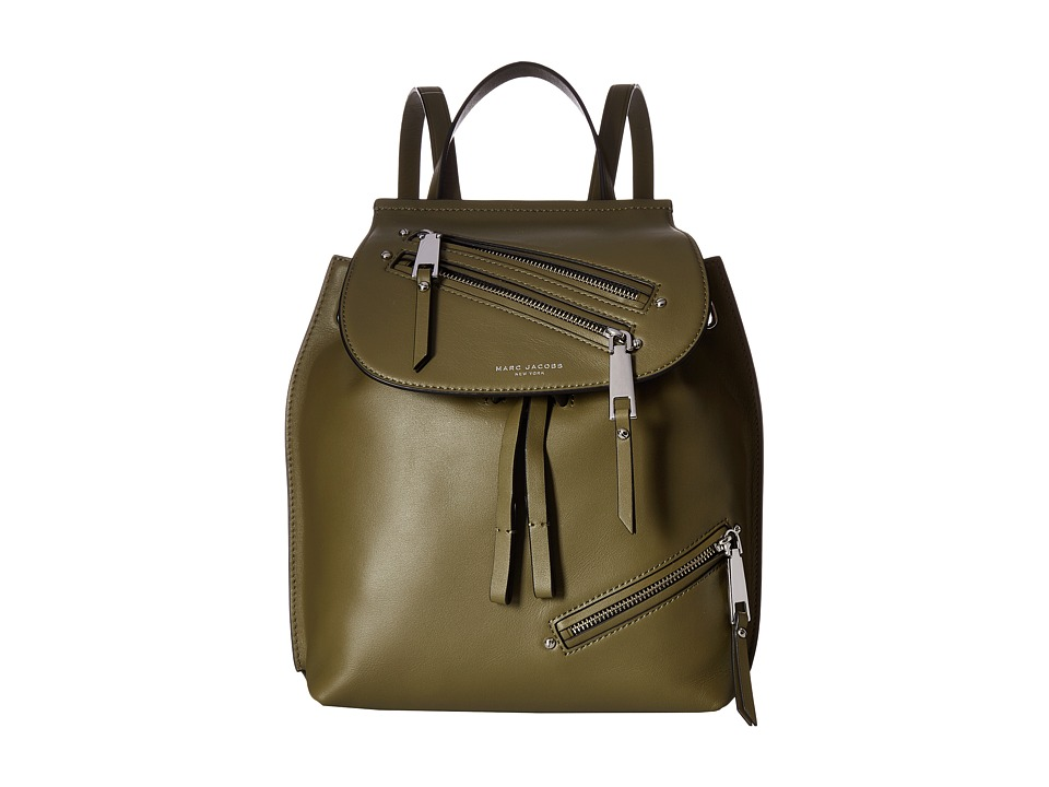 Marc Jacobs - Zip Pack (Army Green) Handbags