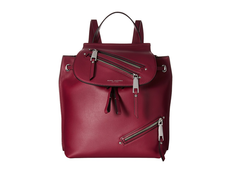 Marc Jacobs - Zip Pack (Berry) Handbags
