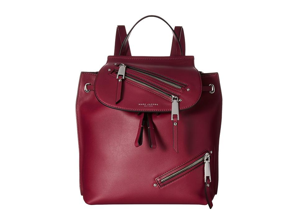 Marc Jacobs - Zip Pack (Berry) Handbags