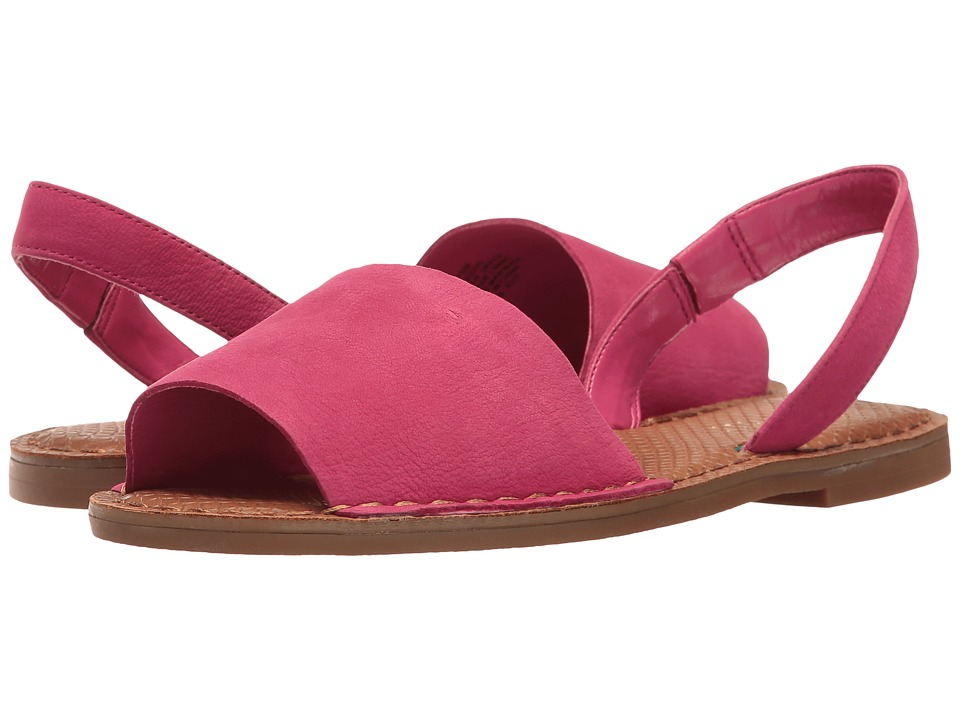 Nine West - Izzio (Pink Leather) Women's Shoes