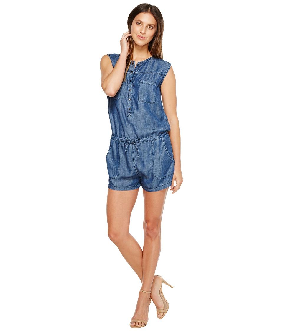 Mavi Jeans Cecil Romper (Mid Tencel) Women
