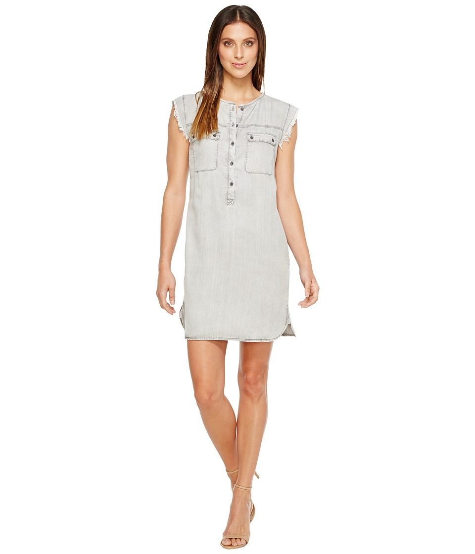 Mavi Jeans Mila Dress (Ice Grey) Women