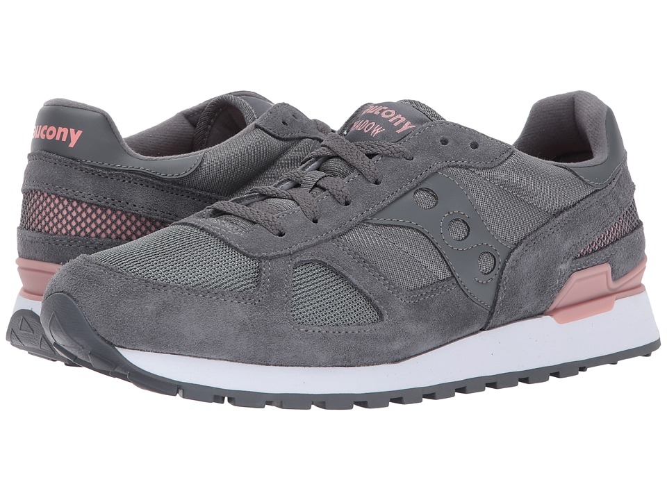 Saucony Originals - Shadow Original (Charcoal) Men's Classic Shoes
