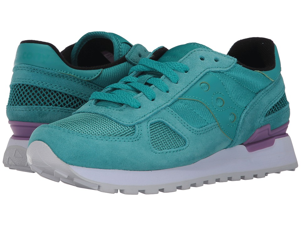 Saucony Originals - Shadow Original (Baltic) Women's Classic Shoes