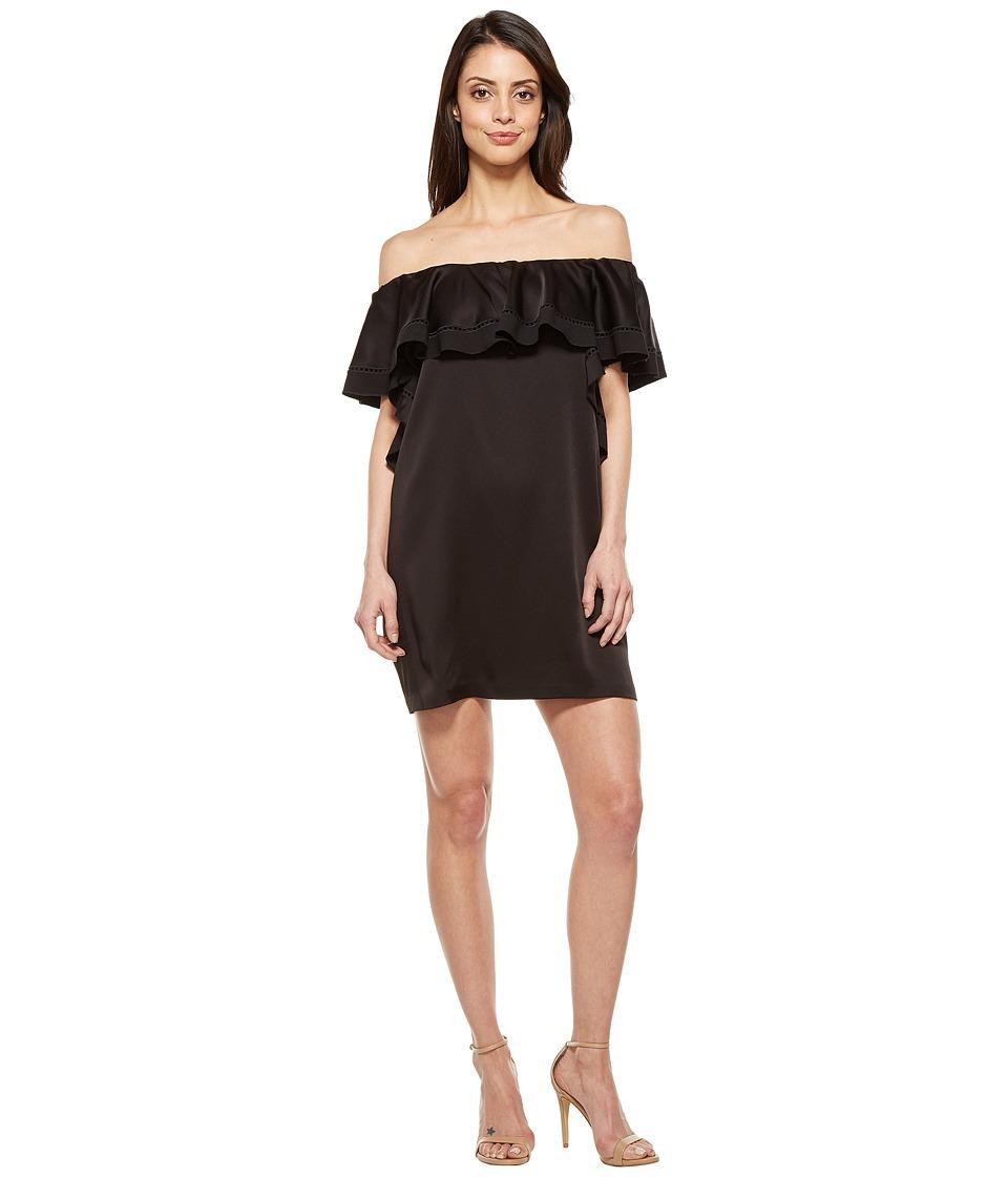 Rachel Zoe - Madeylyn Dress (Black) Women's Dress