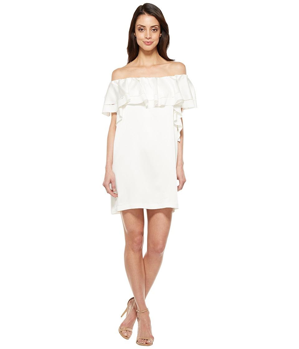 Rachel Zoe - Madeylyn Dress (Ecru) Women's Dress