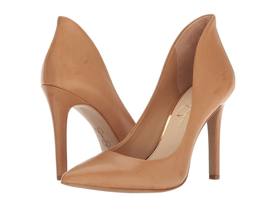 Jessica Simpson Cambredge (Buff) High Heels