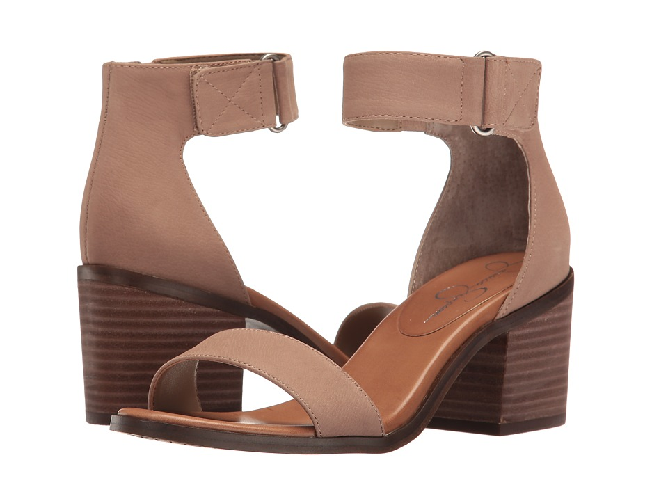 Jessica Simpson - Rylinn (Warm Taupe) Women's Shoes
