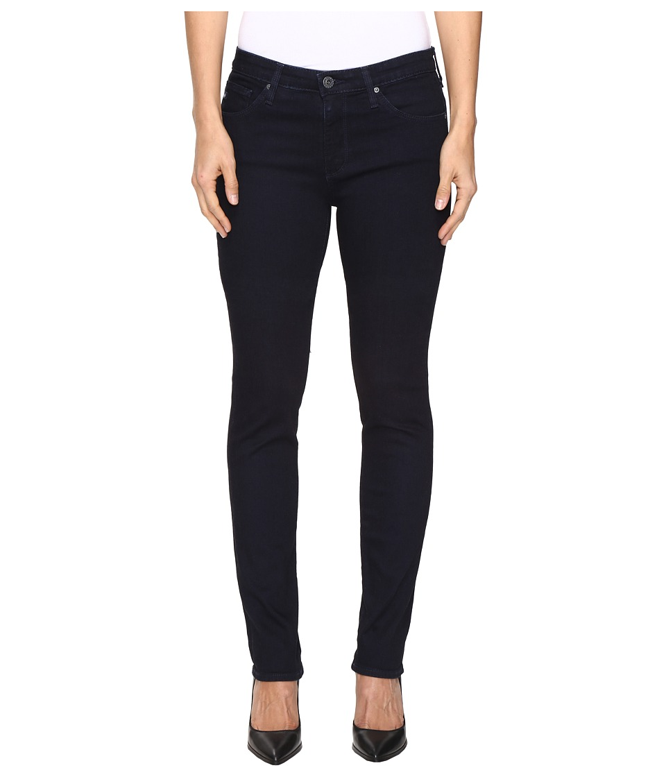 AG Adriano Goldschmied - The Harper in Overdye Blue (Overdye Blue) Women's Jeans