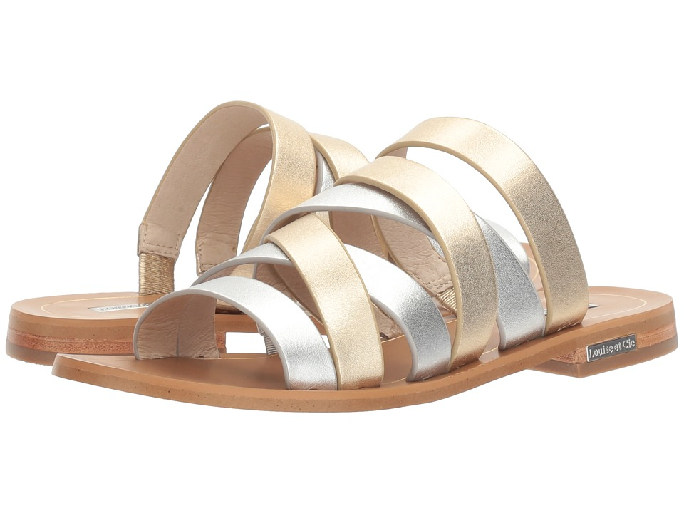 Louise et Cie - Braelynn (Sterling/Starlight) Women's Shoes