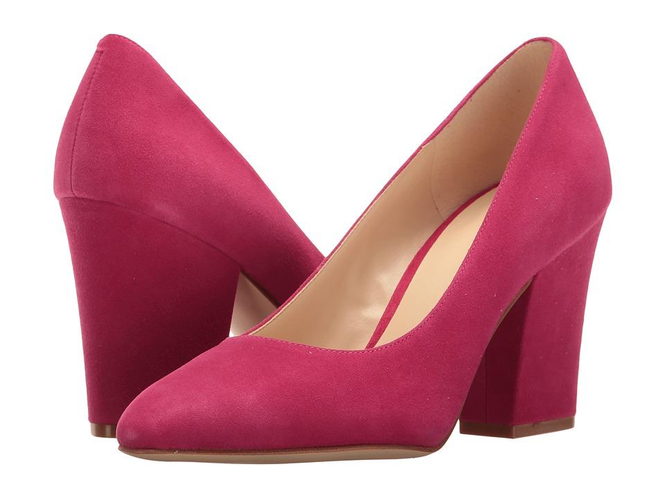 Nine West - Scheila (Pink Suede) High Heels