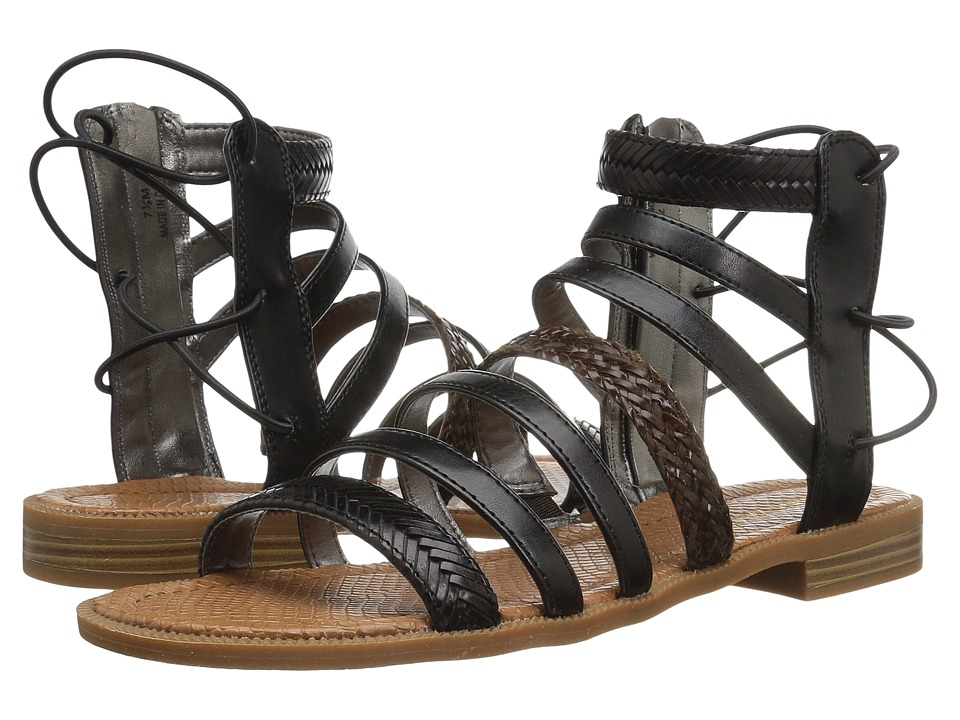 Nine West - Xema 3 (Black Multi Synthetic) Women's Sandals