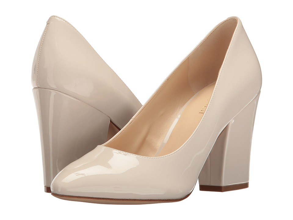 Nine West - Scheila (Off-White Patent) High Heels