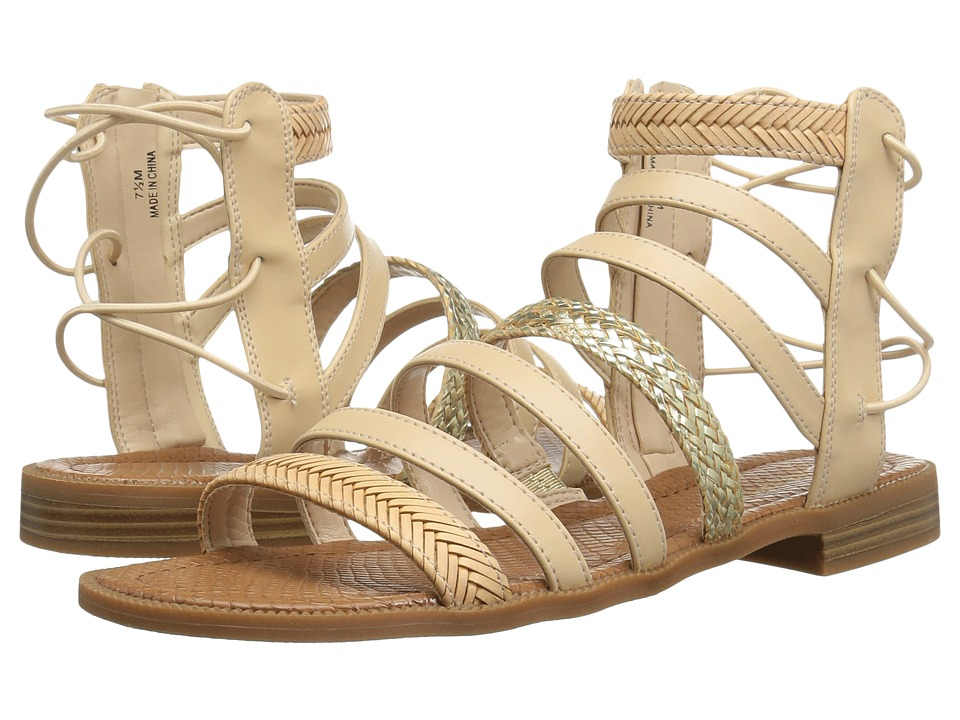 Nine West - Xema 3 (Light Natural Multi Synthetic) Women's Sandals