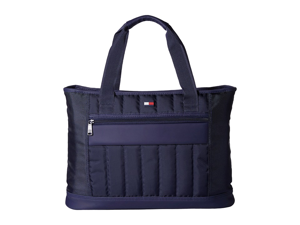 Tommy Hilfiger - Classic Sport Shopper Tote (Navy/Navy) Tote Handbags