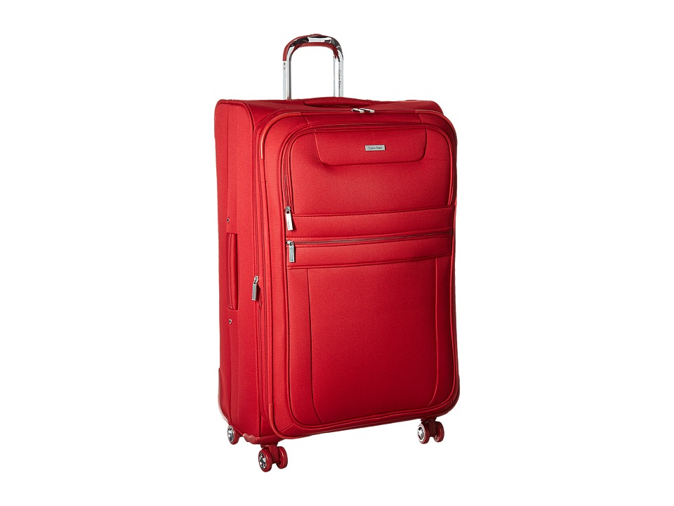 Calvin Klein - Gramery 2.0 29 Upright Suitcase (Red) Luggage