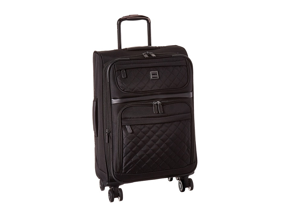 Calvin Klein - Hawthorne 20 Upright Suitcase (Noir) Luggage
