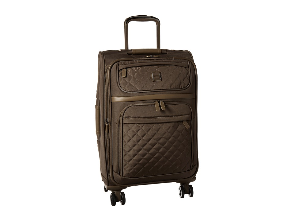 Calvin Klein - Hawthorne 20 Upright Suitcase (Truffle) Luggage