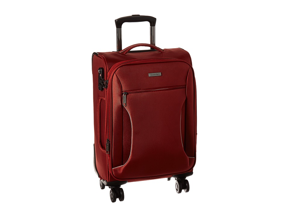 Calvin Klein - Warwick 21 Upright Suitcase (Orange) Luggage