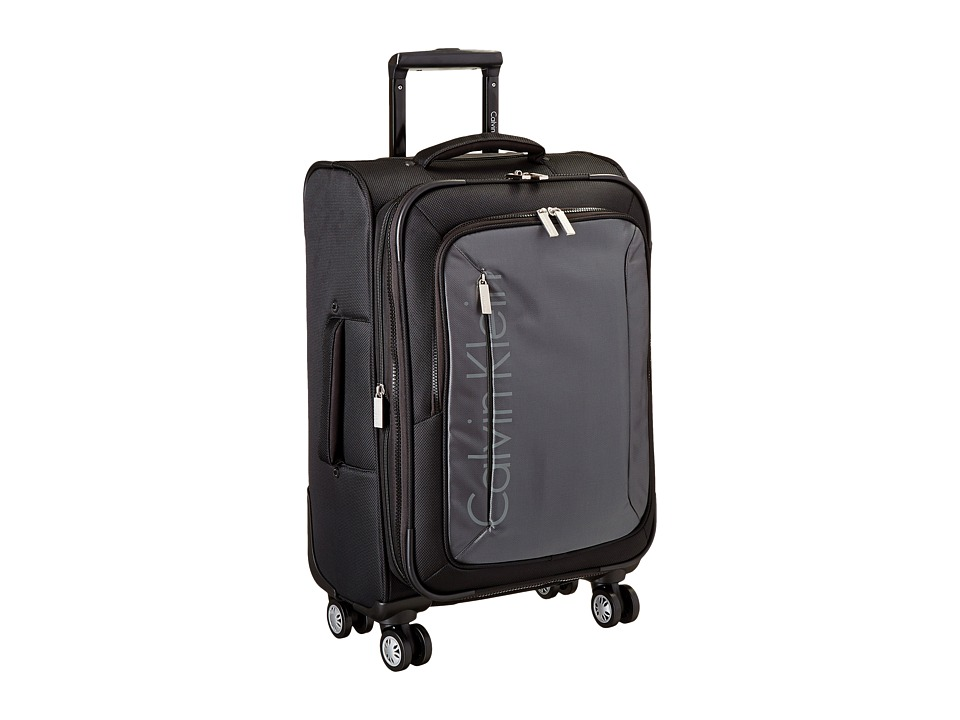 Calvin Klein - Tremont 21 Upright Suitcase (Grey) Luggage