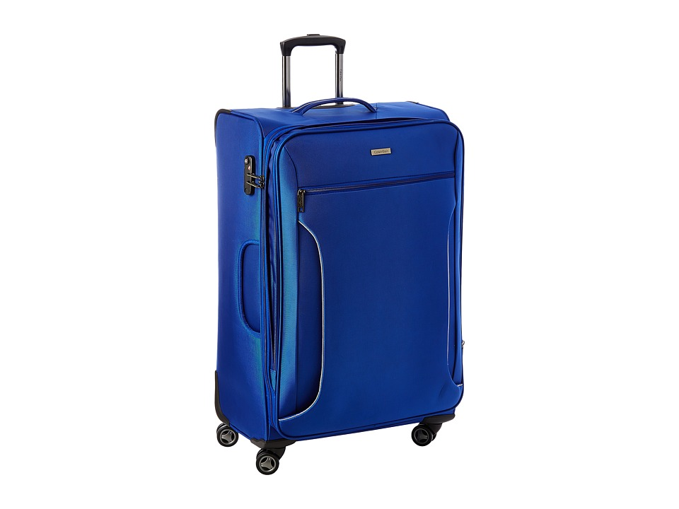 Calvin Klein - Warwick 29 Upright Suitcase (Blue) Luggage