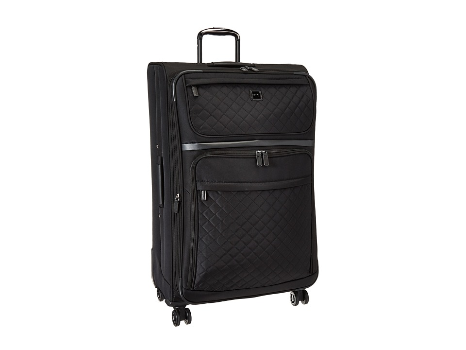 Calvin Klein - Hawthorne 28 Upright Suitcase (Noir) Luggage