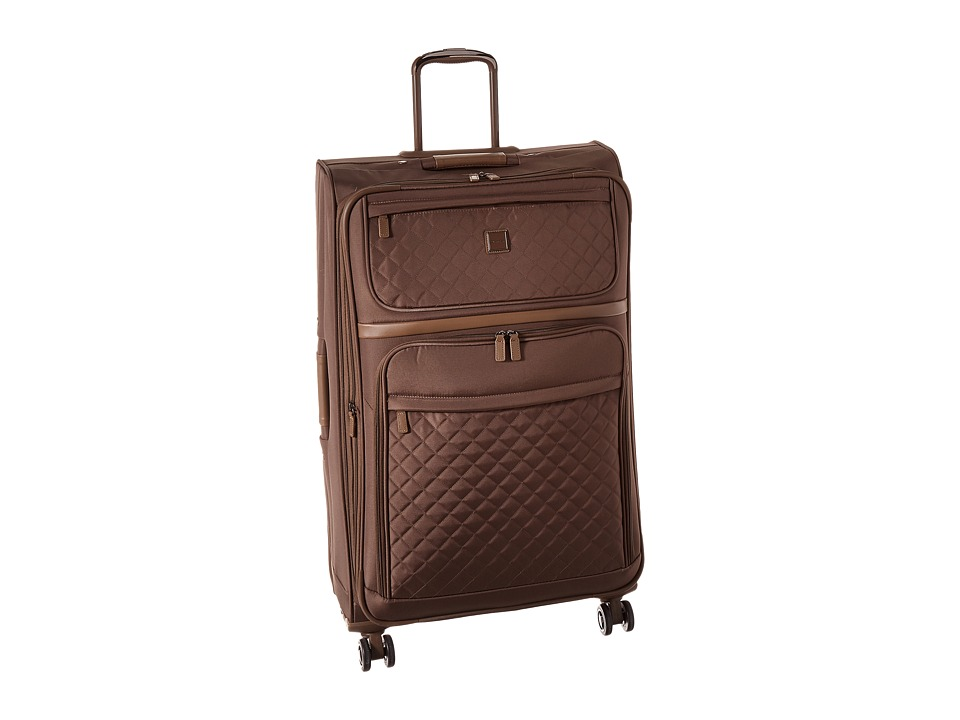 Calvin Klein - Hawthorne 28 Upright Suitcase (Truffle) Luggage