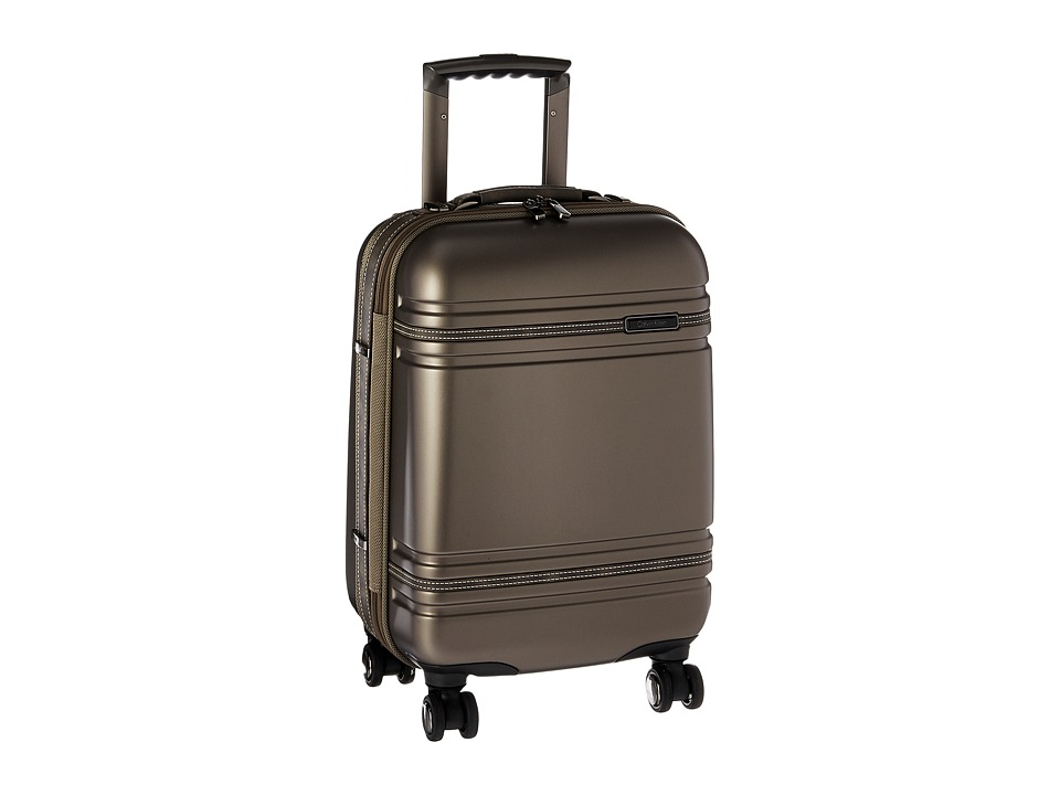 Calvin Klein - Bryant 19 Upright Suitcase (Champagne) Luggage