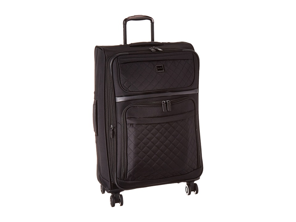 Calvin Klein - Hawthorne 24 Upright Suitcase (Noir) Luggage