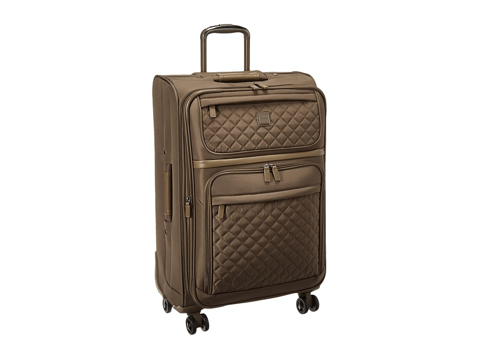 Calvin Klein - Hawthorne 24 Upright Suitcase (Truffle) Luggage