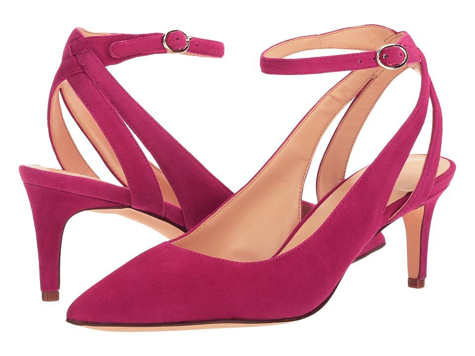 Nine West - Shawn (Pink Suede) High Heels