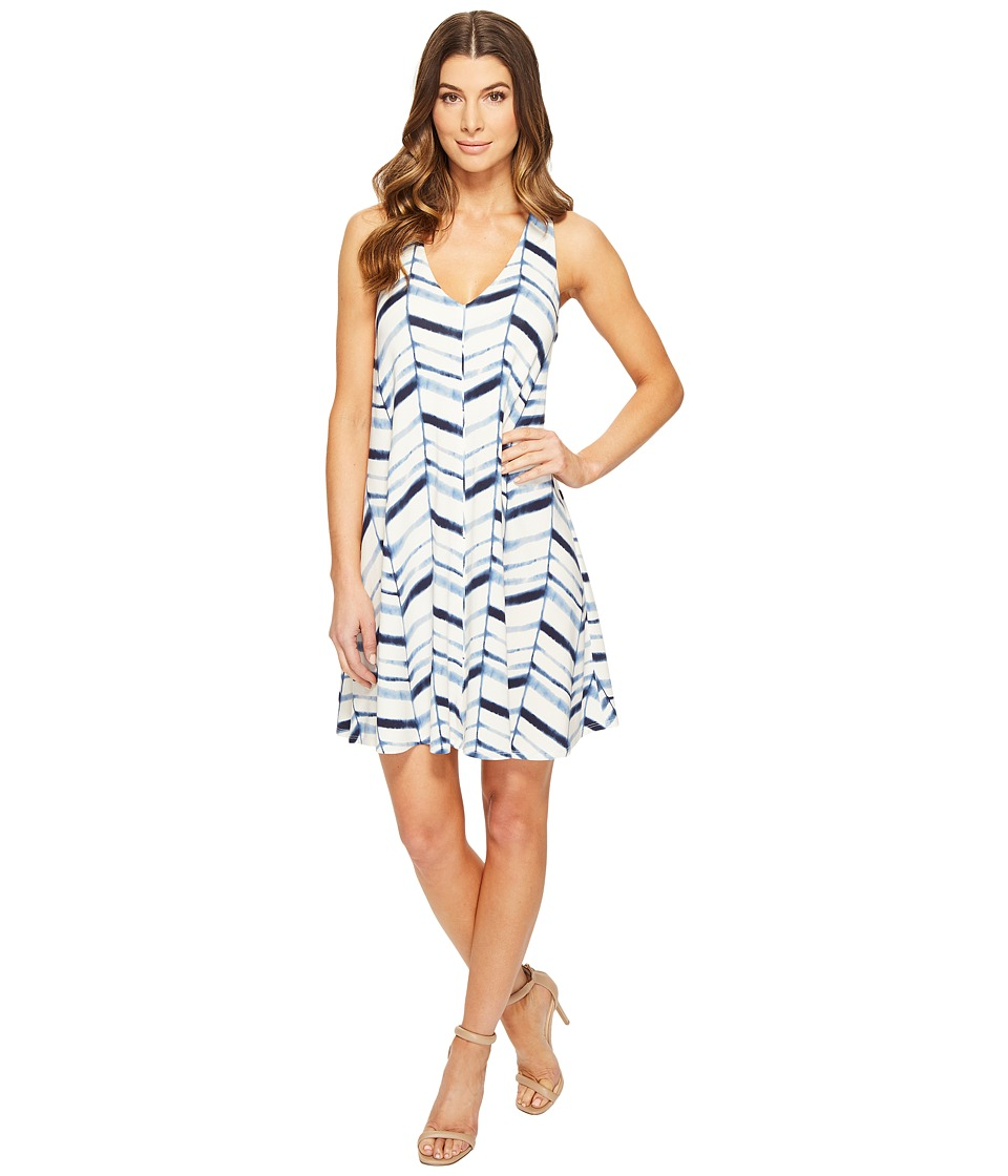 Tart Lyndin Dress (Watercolor Chevron) Women