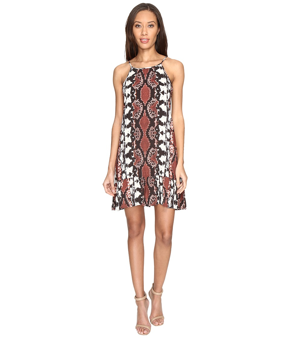 Tart Angelica Dress (Inkblot Python) Women