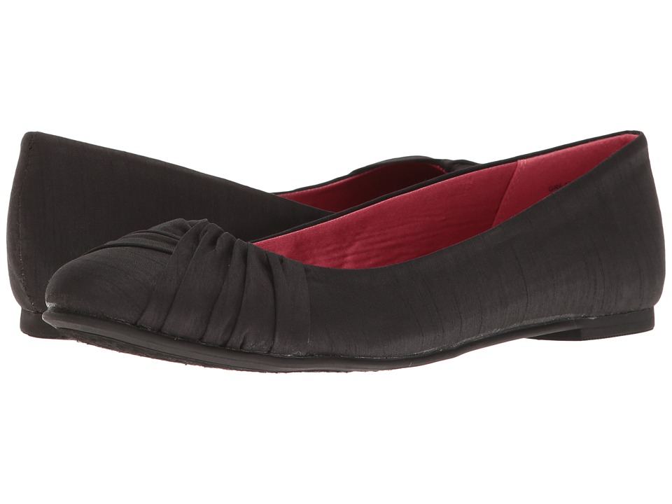 CL By Laundry - Great Debate (Black) Women's Flat Shoes
