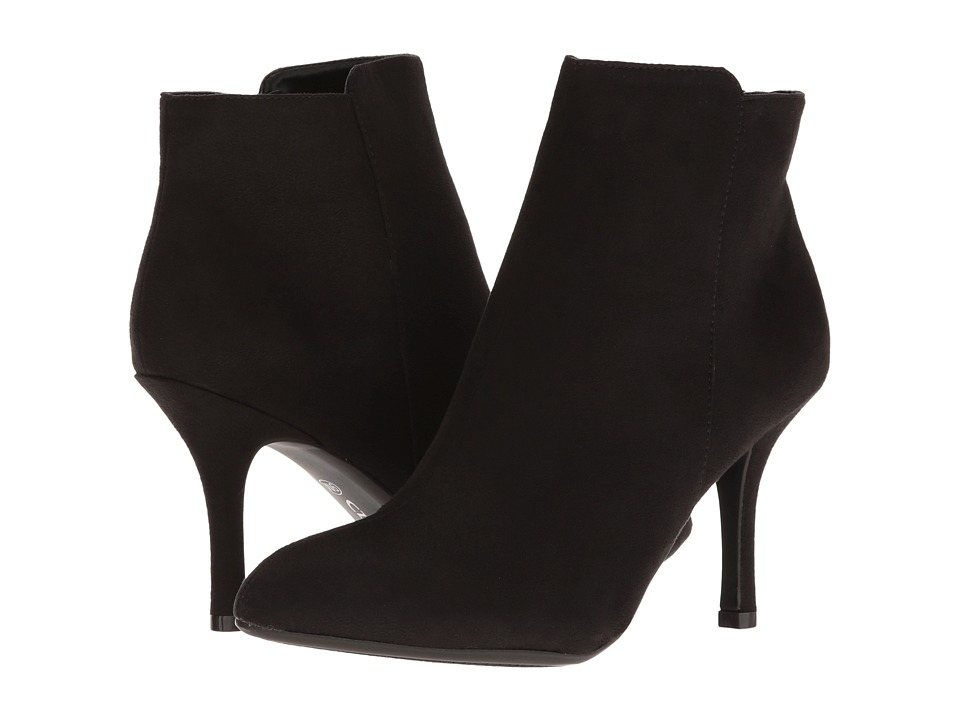 CL By Laundry Sonesta (Black Suede) Women