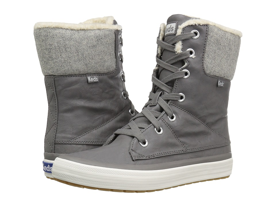 Keds Juliet Boot (Gray) Women