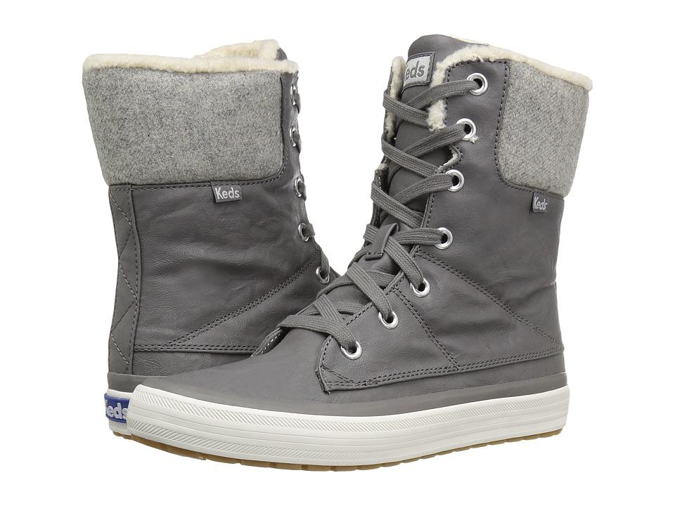 Keds Juliet Boot (Gray) Women