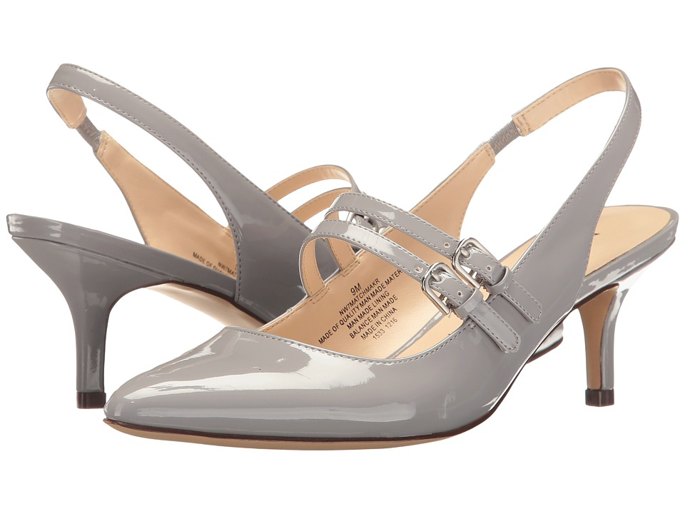 Nine West - Matchmaker (Light Grey) Women's Shoes