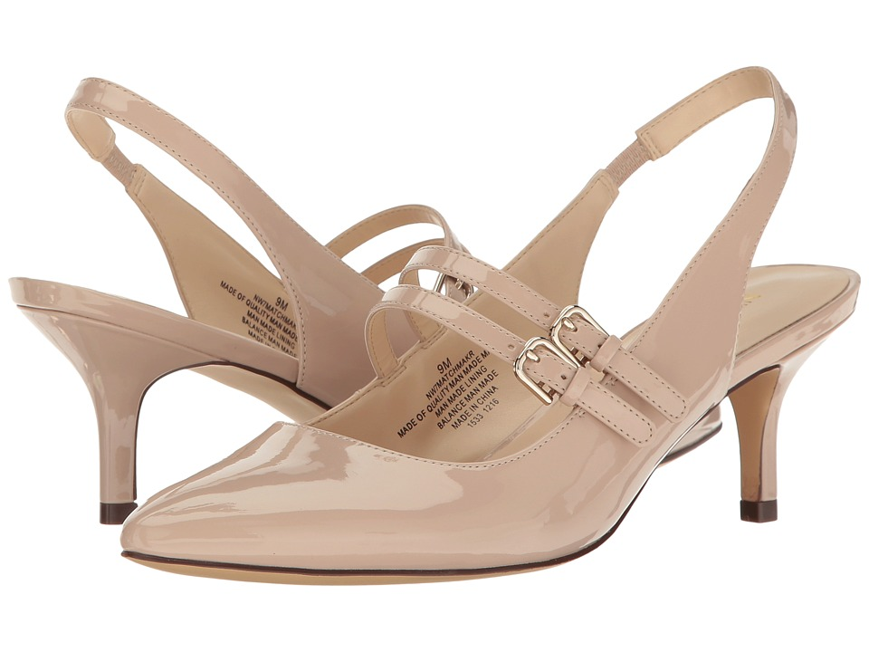 Nine West - Matchmaker (Light Natural) Women's Shoes