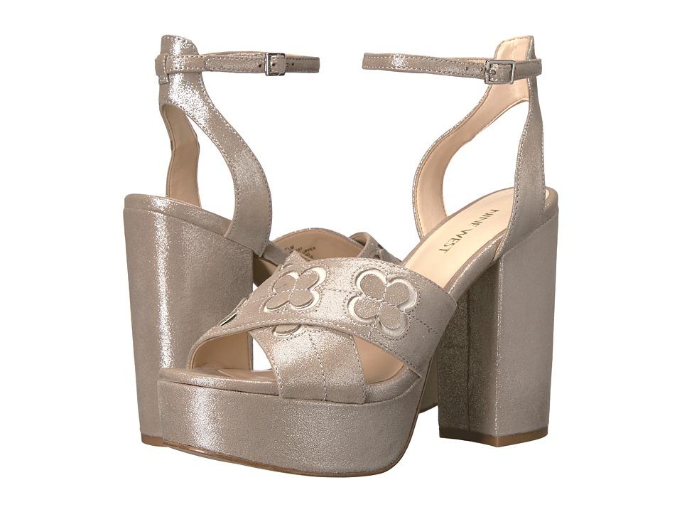 Nine West - Koolkat (Silver Metallic) High Heels