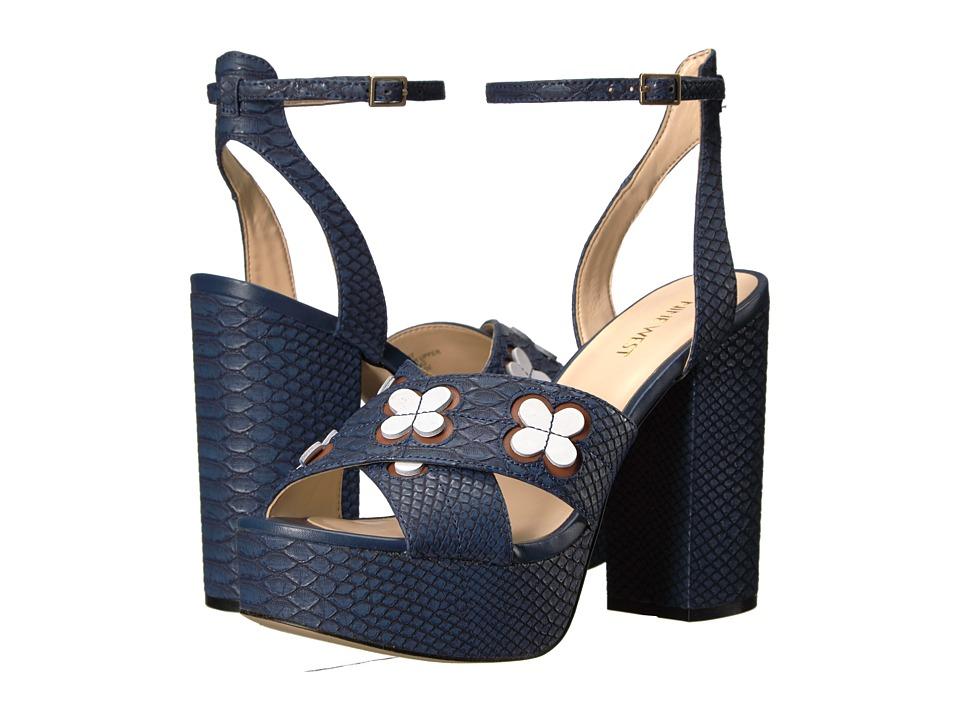 Nine West - Koolkat 3 (Navy Synthetic) Women's Shoes