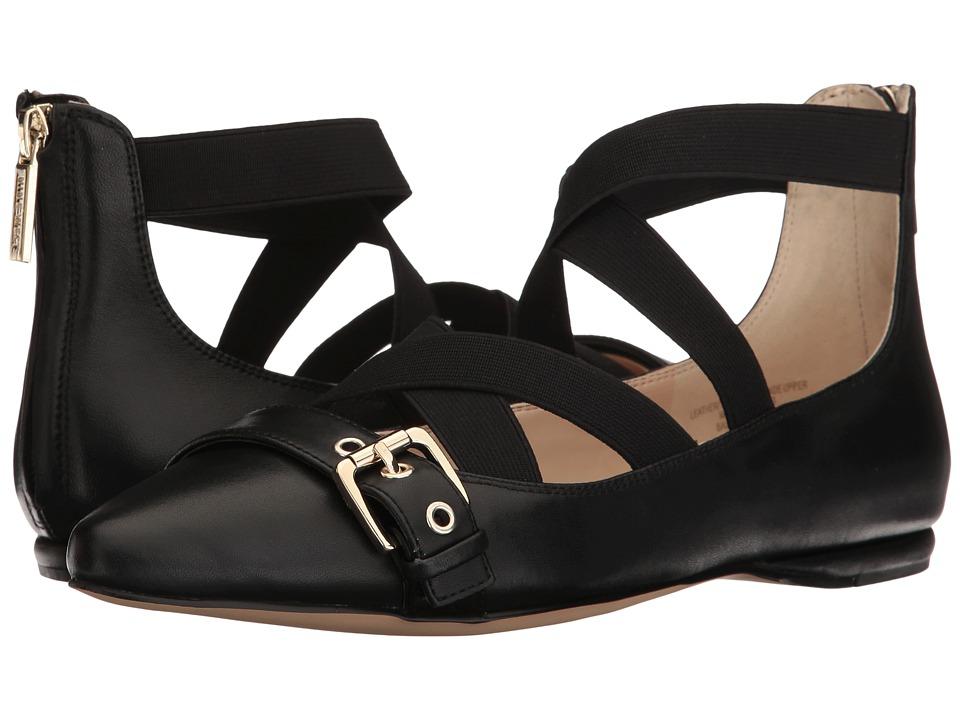 Nine West - Smoak 2 (Black Multi Leather) Women's Flat Shoes